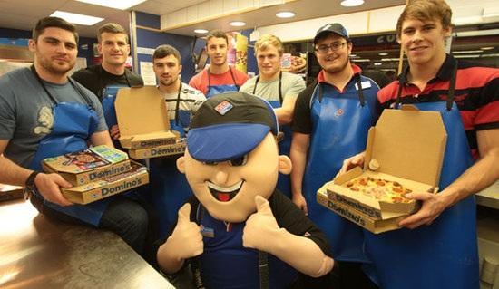 Domino's Pizza Llanelli