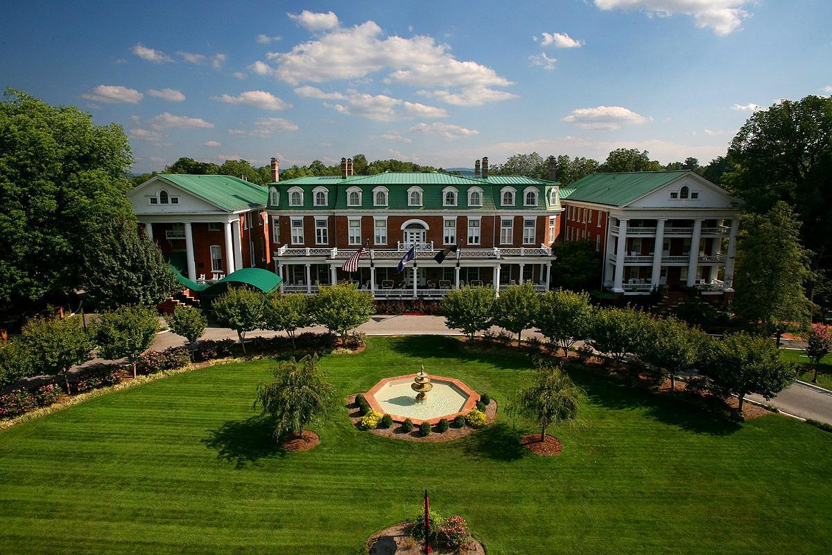 The Martha Washington Inn and Spa