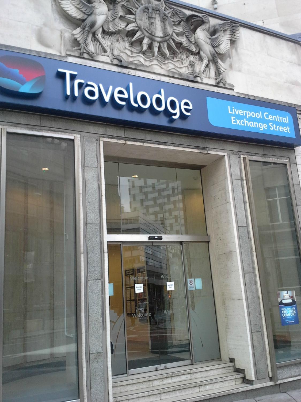 Travelodge Liverpool Central Exchange Street | 38 Exchange Street East, Liverpool L2 3PS | +44 871 559 1849