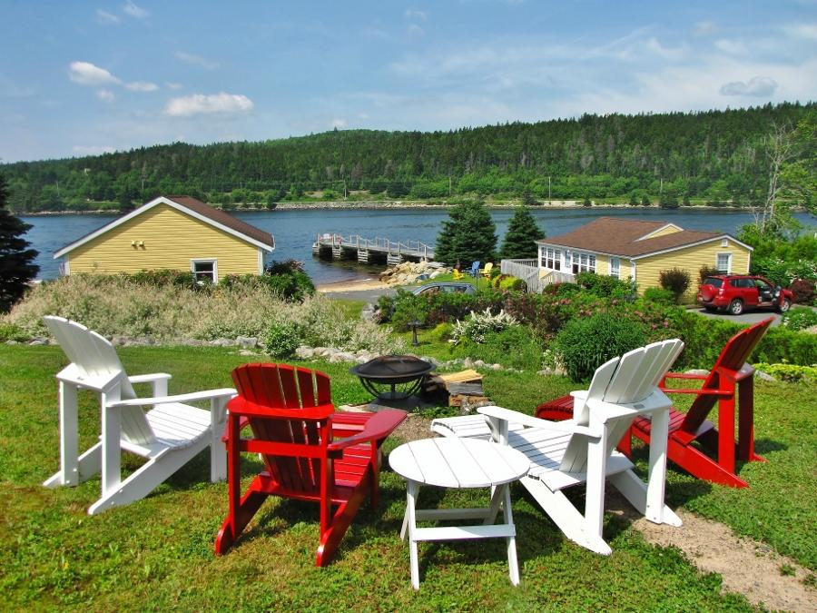 Larinda's Landing Oceanfront Cottages