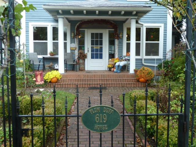 Plum Duff House