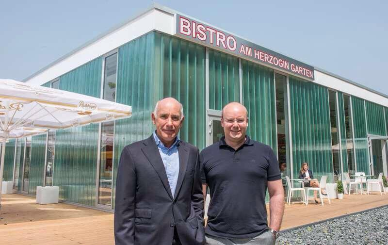 Bistro am Herzogin Garten, Dresden - Restaurantanmeldelser - TripAdvisor
