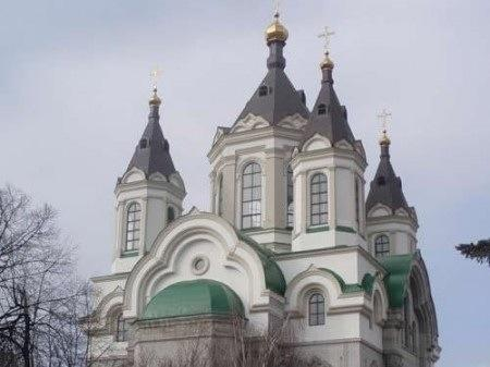 ‪Holy Protection Cathedral‬