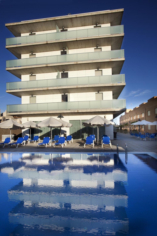 hotel san pedro pinatar murcia: