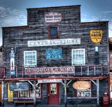 H. Souder and Son's General Store