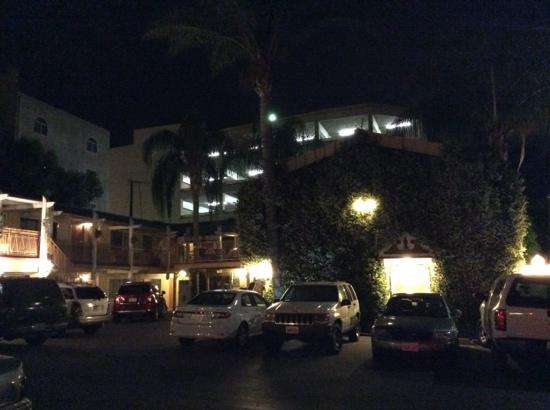 777 Motor Inn Los Angeles Californien Hotel