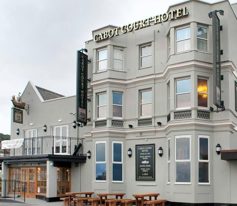 cabot court hotel weston super mare restaurant reviews phone