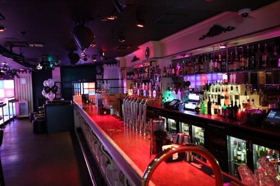 Strawberry Moons Bar
