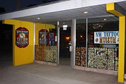 Northwest Tattoo Museum