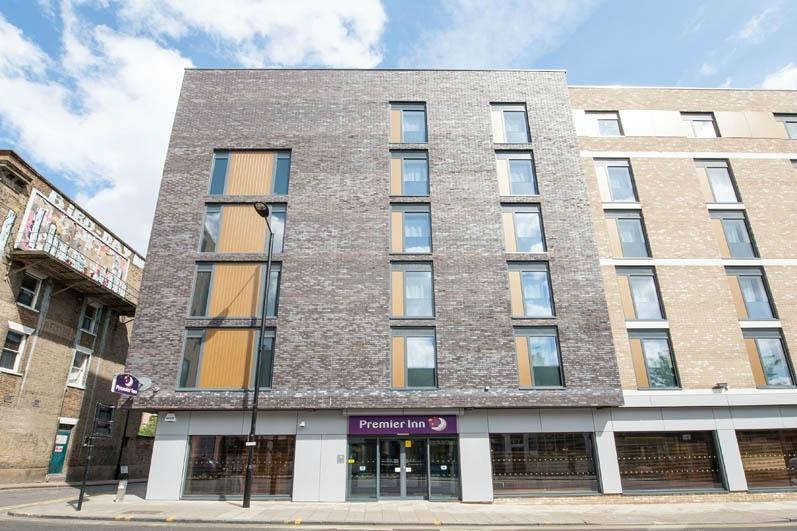 Premier Inn London Hackney Hotel