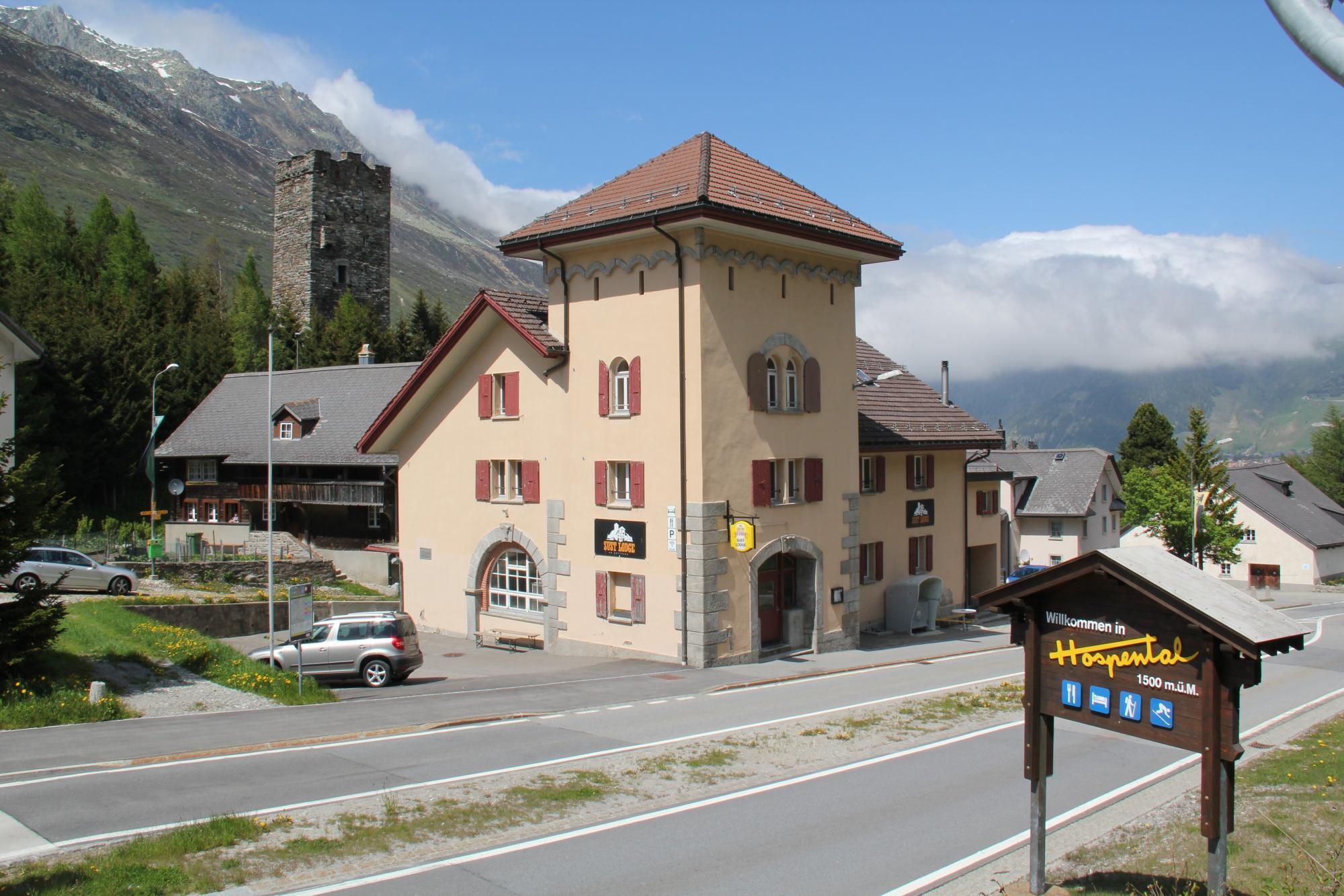 Sust Lodge