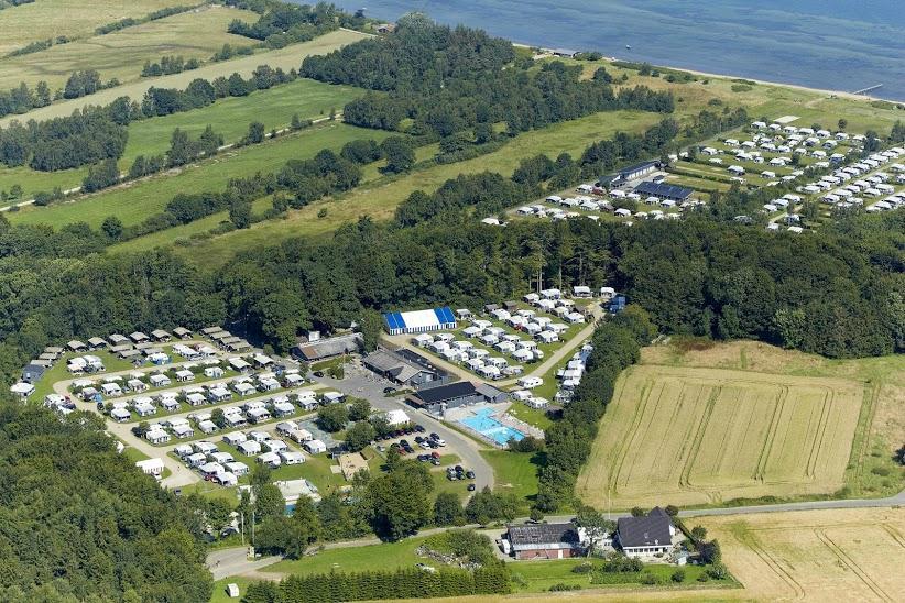 Moerkholt Strand Camping