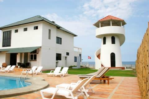 El Faro Escandinavo Beach Hotel