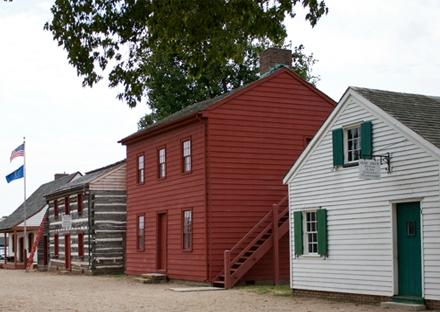 Vincennes State Historic Site