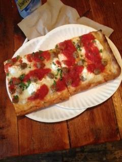 La Margarita Pizza