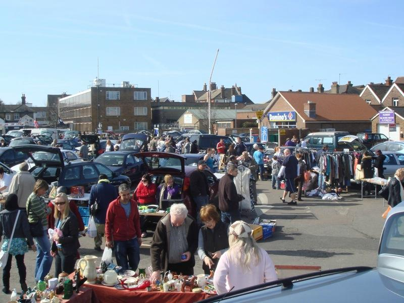 Horley Car Boot Sale England Top Tips Before You Go