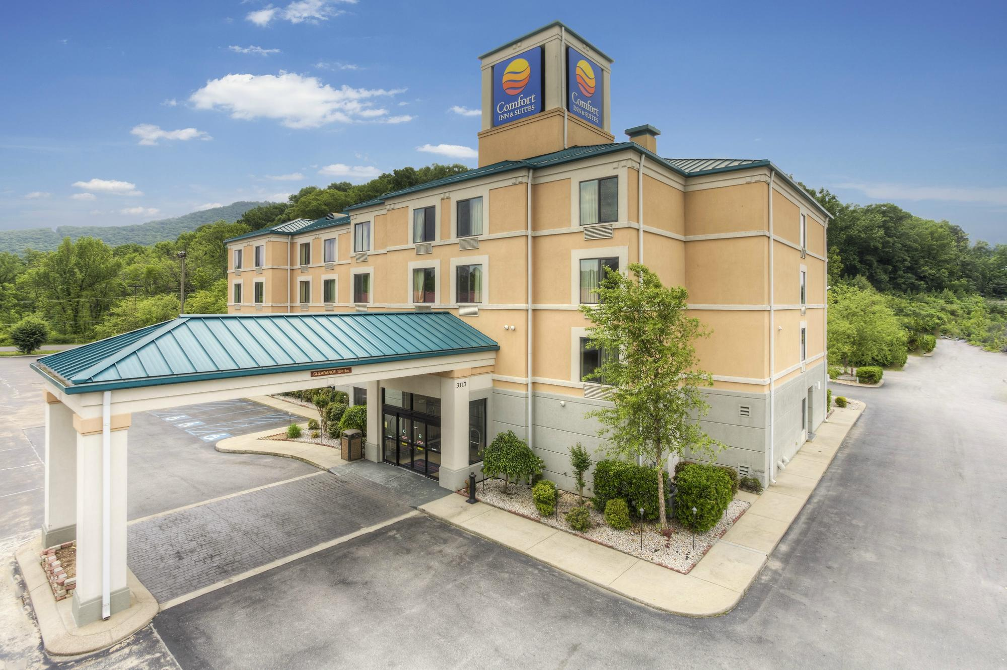 Comfort Inn & Suites - Lookout Mountain