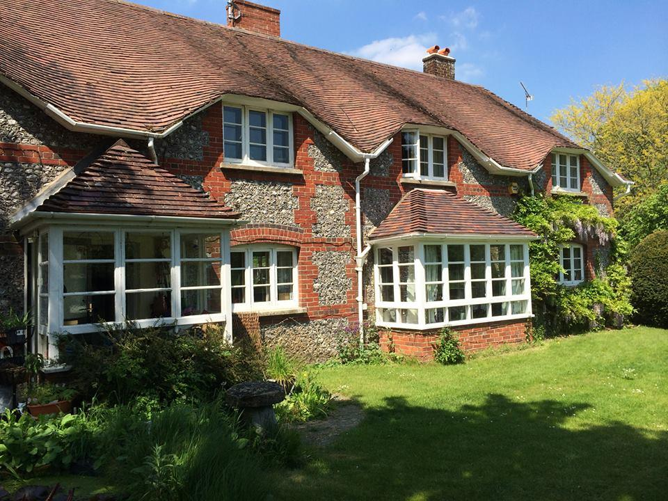 Eversley United Kingdom  city images : Eversley Cottage Annexe Holiday cottage Winchester, England ...
