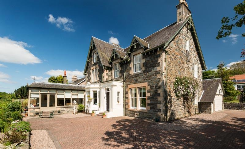 Ellangowan House