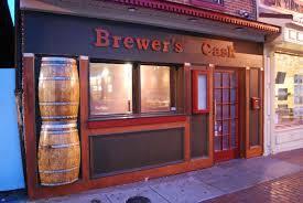 Brewer's Cask