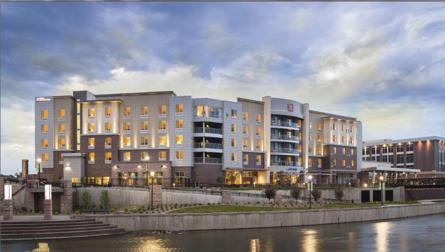 Hilton Garden Inn Sioux Falls Downtown Updated 2017