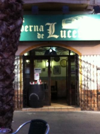 La Taberna de Luceros