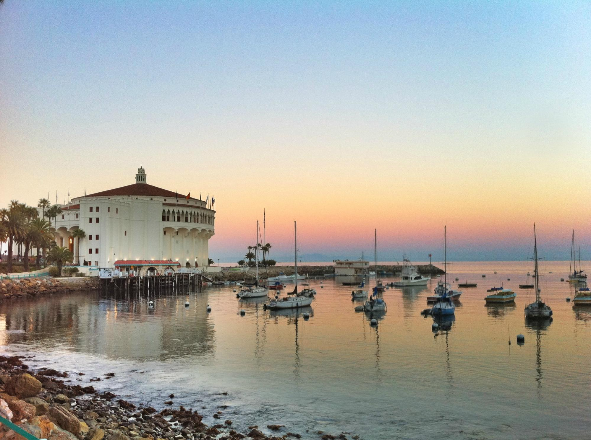 The Edgewater Catalina Island Ca 2018 Hotel Review