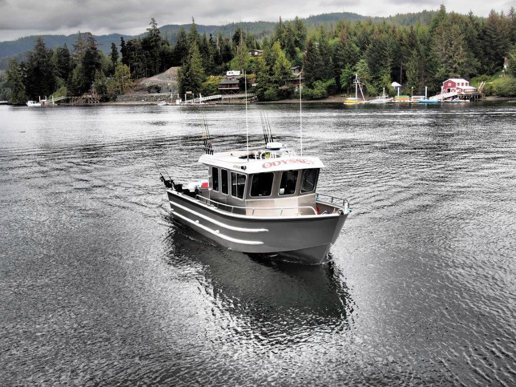 Knudson Cove Marina in Ketchikan, Alaska - Review of
