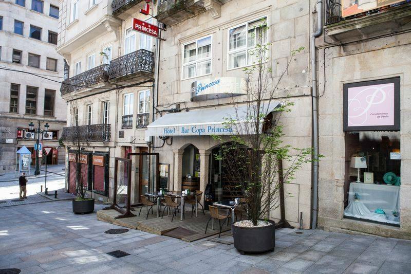 Hotel Princesa Vigo