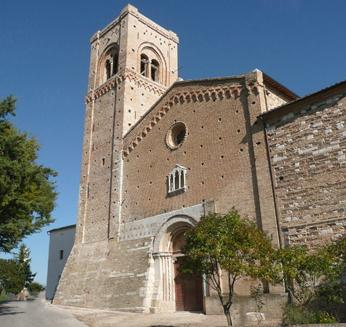 Duomo Vecchio o Santuario di San Severino Vescovo