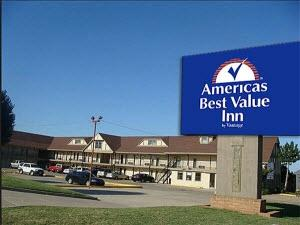 Americas Best Value Inn - Edmond / Oklahoma City North