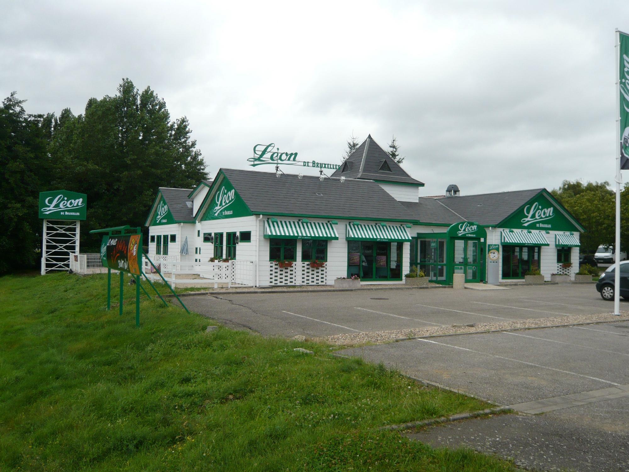 Top 3 Seafood food in Essey-les-Nancy, France
