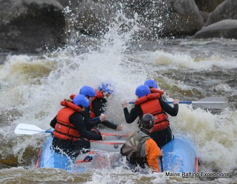 Maine Rafting Expeditions