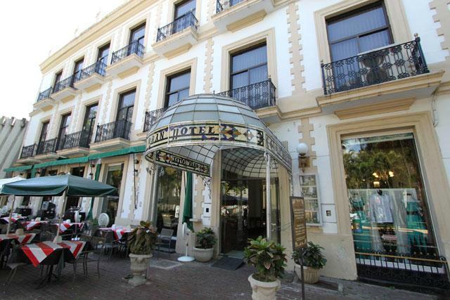 グラン ホテル デ メリダ