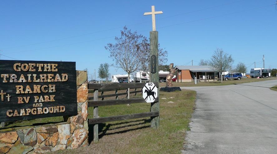 Goethe Trailhead Ranch