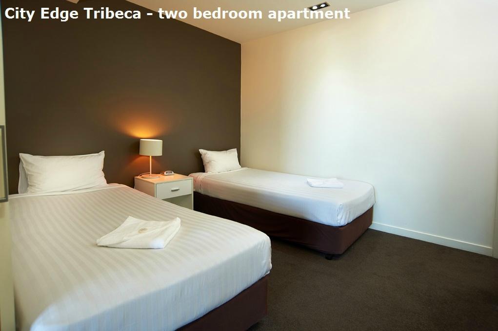 City Edge Apartment Hotel East Melbourne - Albert