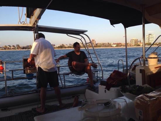 Catamaran Charters
