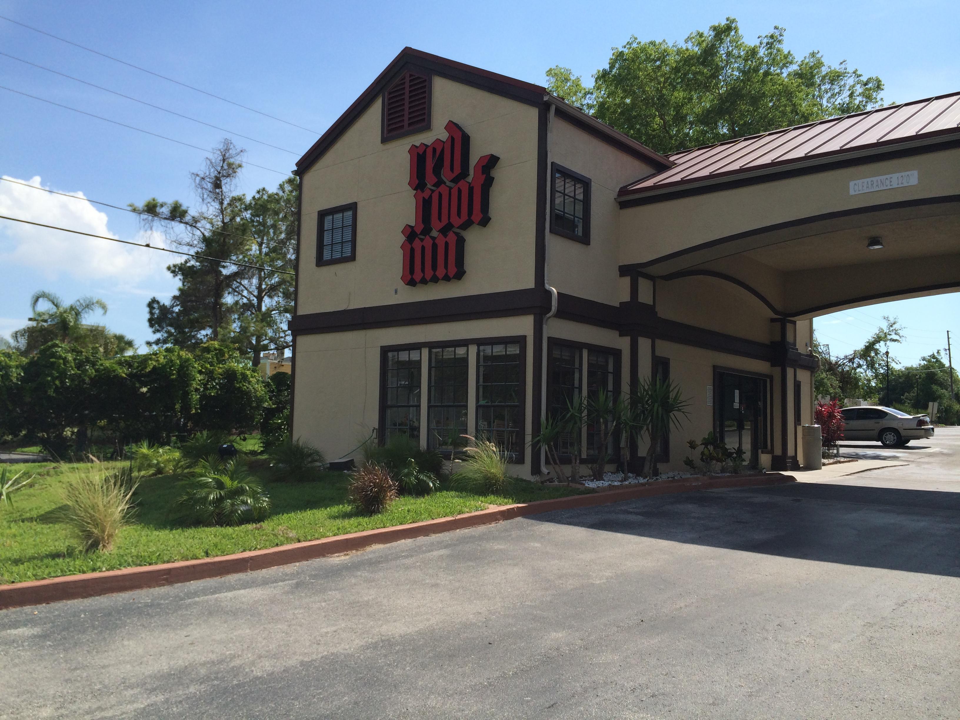 Red Roof Inn Clearwater -Tarpon Springs