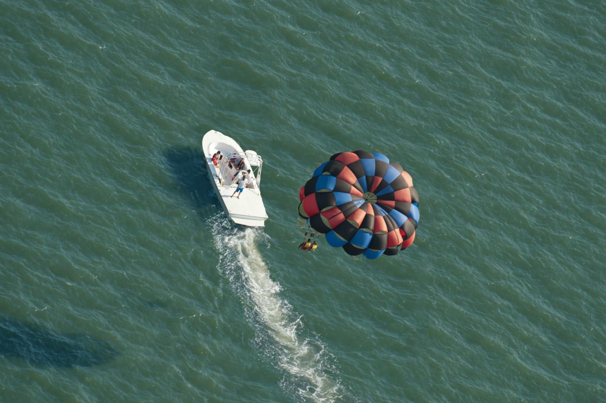 Many watersports rental companies