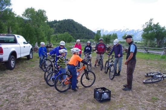 Teton Mountain Bike Tours Day Tours