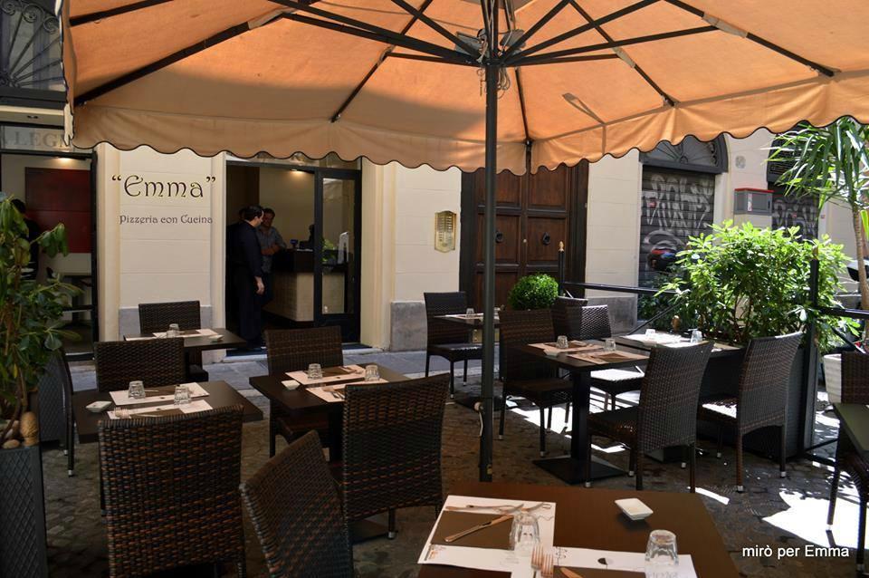 Emma, Rome - Navona / Pantheon / Campo de\' Fiori - Restaurant ...
