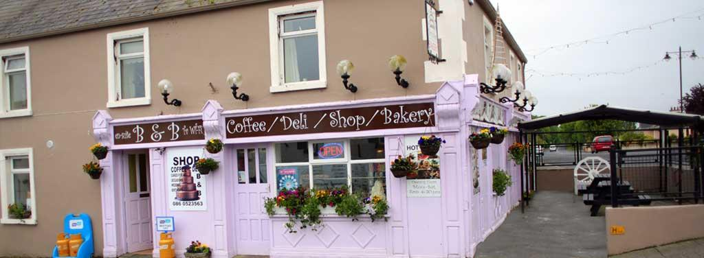 Bridies Bakery B&B
