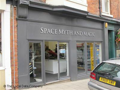 Space Myth and Magic