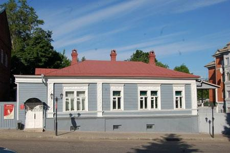 Stoletov Brothers' House Museum