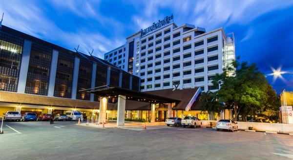 โรงแรมเชียงใหม่ ฮิลล์ 2000