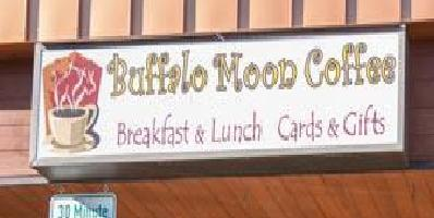 ‪Buffalo Moon Coffee‬