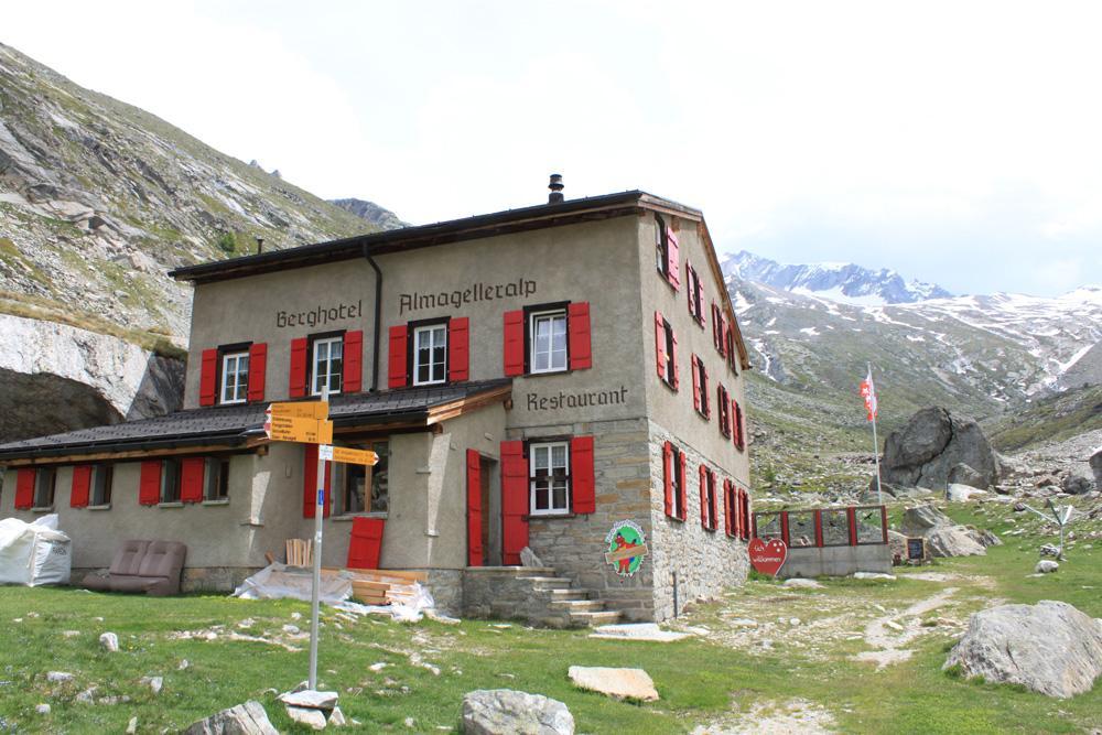 Berghotel Almagelleralp