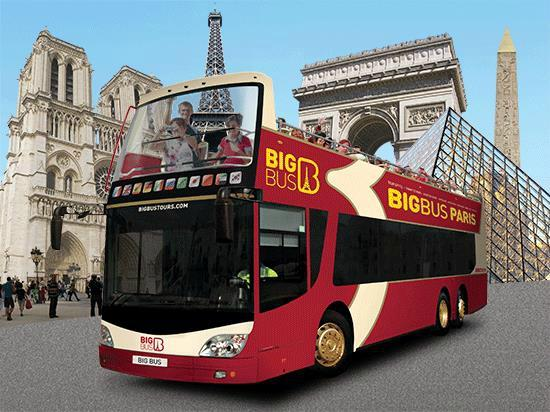 ‪Big Bus Paris‬
