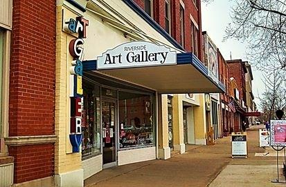 ‪The Riverside Artists Gallery‬