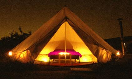 Purple Plum Glamping